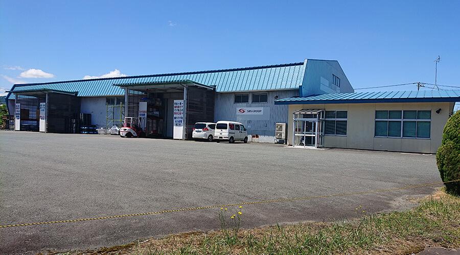 花巻インター倉庫