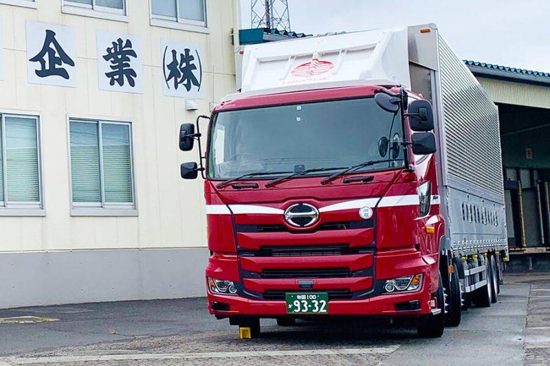 トラック運転手(短距離)秋田